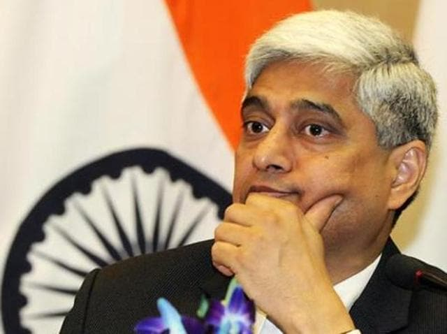 MEA spokesperson Vikas Swarup said India issued a demarche to Pakistan on continued violation of  the ceasefire agreement by Pakistan.