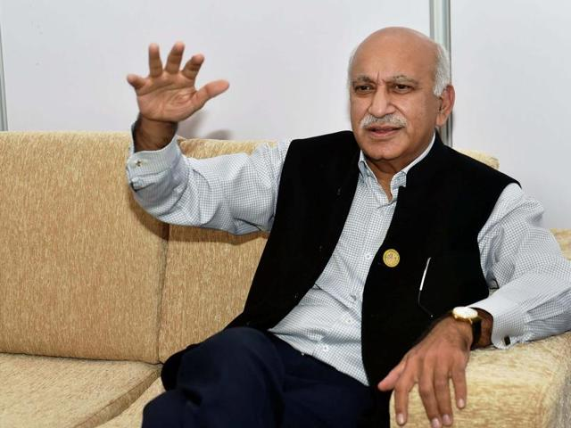 Minister of state for external affairs M J Akbar said in the Rajya Sabha that the government briefed interlocutors about Pakistan's role in aiding terrorism in J&K.