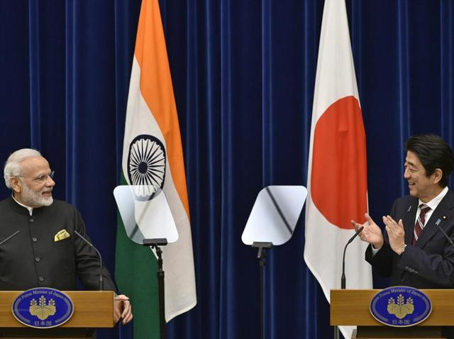 India and Japan recently signed a civilian nuclear cooperation agreement that will allow Japan to export nuclear plant technology to India.