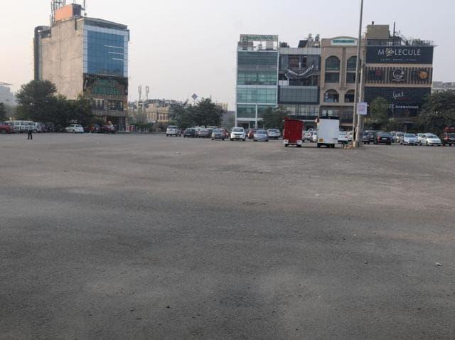 MG Road,demonetisation,parking challan
