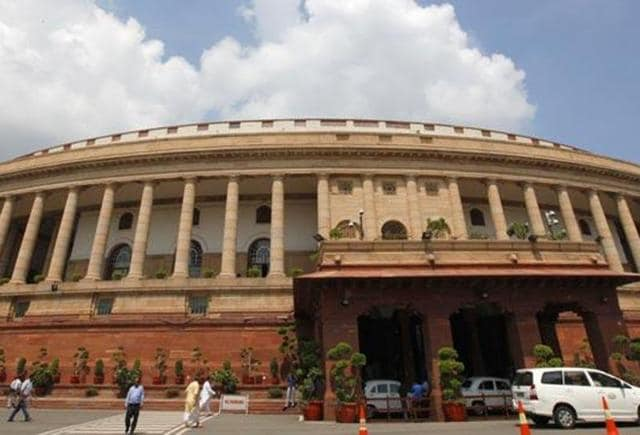 Opposition had accused the government for plunging the nation in economic anarchy.The debate on demonetization may rock both Houses of Parliament .