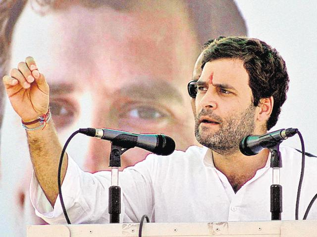 Congress vice-president Rahul Gandhi is expected to be at the forefront of the attack.