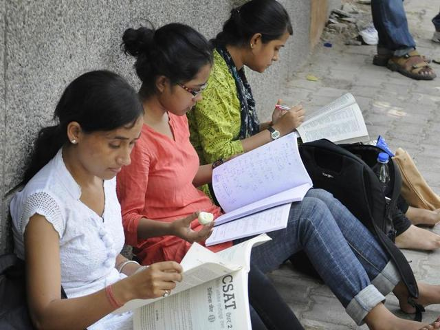 The report of Baswan committee that has suggested changes in civil service exam pattern and age limit is under consideration of the Union Public Service Commission, the government said on Thursday.