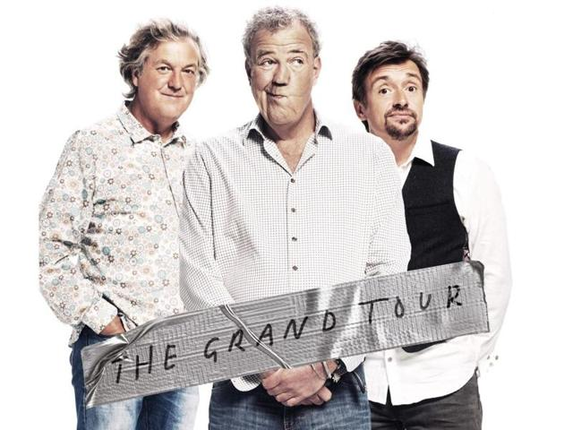 Clarkson appeared not to have toned down his trademark politically incorrect humour, which landed him in frequent trouble with the BBC.