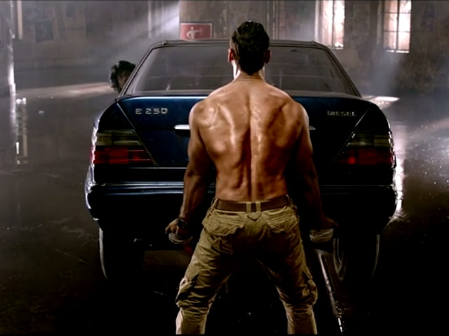 John Abraham returns as tough cop Yashvardhan in Force 2. (YouTube)