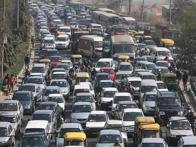 According to estimates, the trucking business (largely dependent on cash) is down by 50%, as lack of cash in the country makes it difficult to service vehicles, buy spare parts, eat food while on road, or even fix a flat tyre. Outside Delhi alone, HT reported that more than two lakh trucks are stranded. Long queues at banks and ATMs haven't helped much.