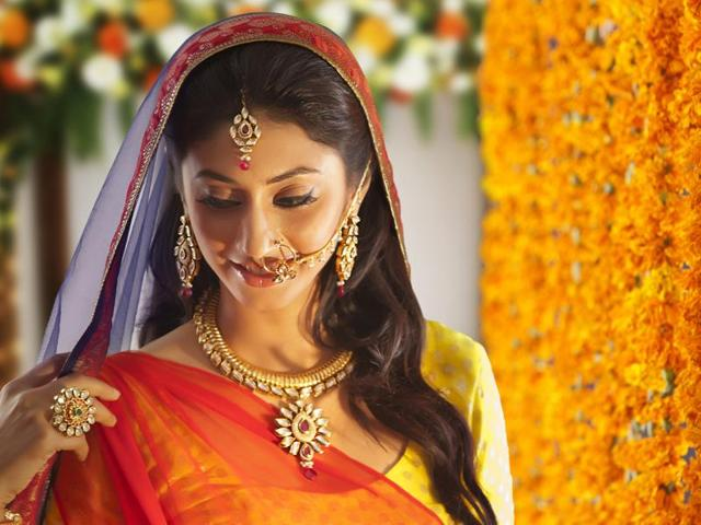 Brides-to-be should be start taking care of their skin weeks before their wedding day, advise experts.
