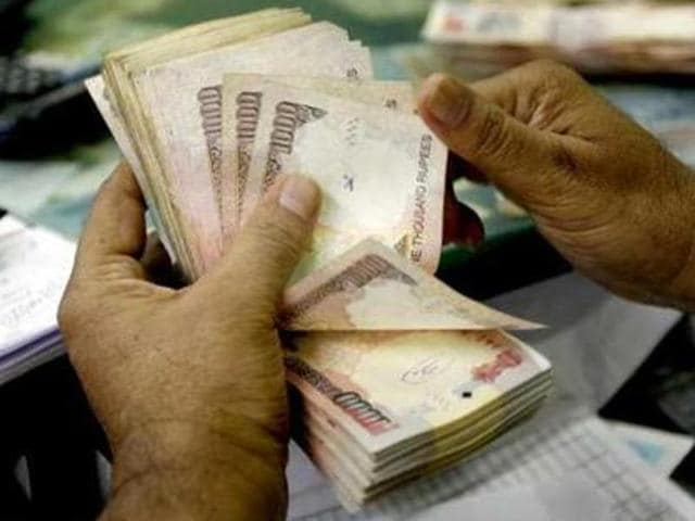 Currency worth Rs91.50 lakh, comprising banned notes of Rs1,000 and Rs500 was seized by a SEC squad at Umaraga on Osmanabad-Tuljapur bypass road on Wednesday. The cash was being carried in a jeep with the logo of Lokmangal Multistate Credit Cooperative Society guarded by its two employees. The group is into various businesses including banking, sugar factories