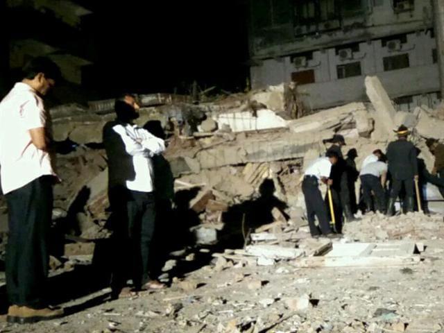 building collapse,Thane,Bhiwandi