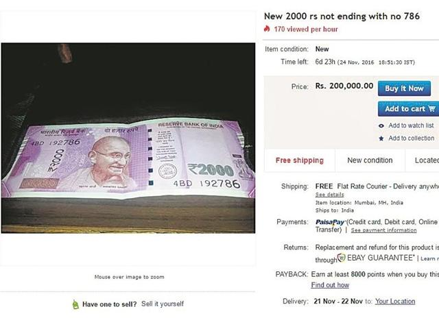 Currency ban,Demonetisation,Rs 2000 note