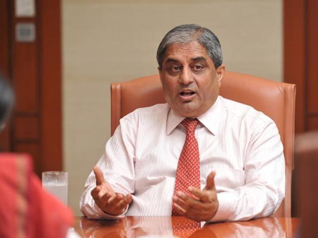 Aditya Puri, managing director of HDFC Bank.