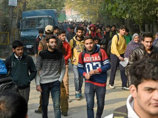 No detention policy,Jammu and Kashmir,Students to be promoted