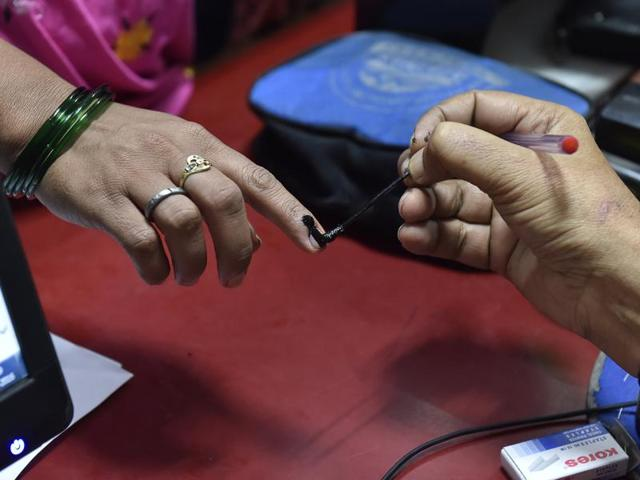 The election commission told the finance ministry that the decision to use indelible ink may interfere with the assembly polling process across several states early next year.