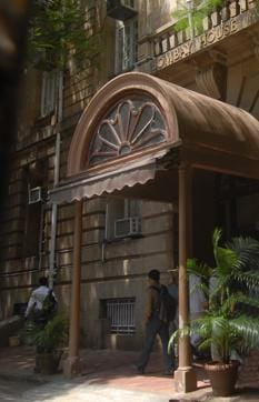 Bombay House Is Corporate Office Of Tata Sons In Mumbai.