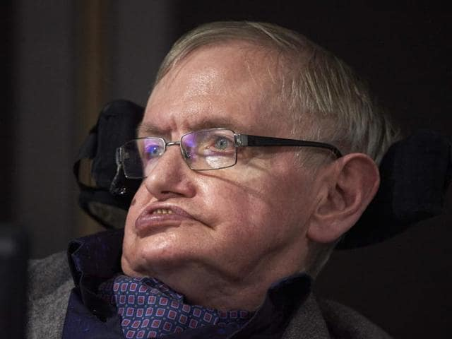 Stephen Hawking,Humans on planet Earth,planet Earth