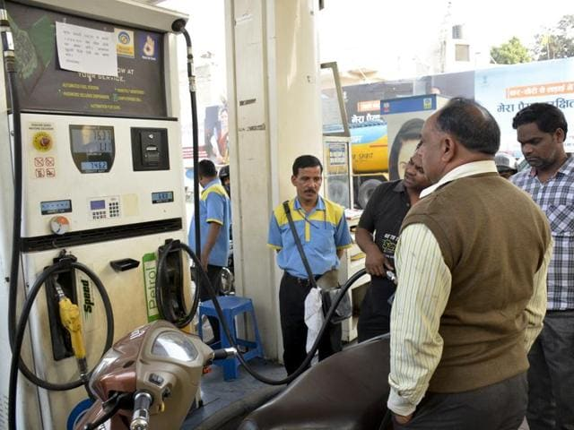 Nearly 700 petrol pumps across the country started dispensing cash through debit card swipe.