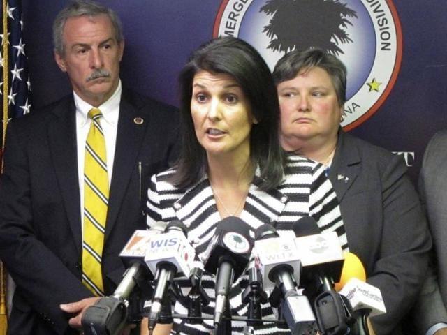 Nikki Haley,Republican Governors Association,South Carolina governor