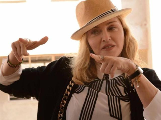 Madonna will appear in TV Series The Late Late Show with James Corden.