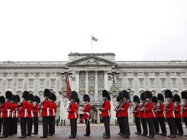 Buckingham Palace,£369 million overhaul,Queen Elizabeth II