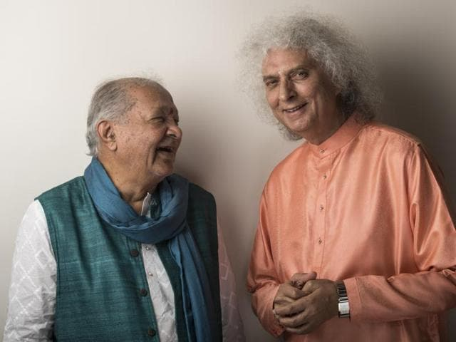 Pandit Hariprasad Chaurasia and Pandit Shiv kumar Sharma talks about Indian classical music, their friendship and latest Bollywood music.