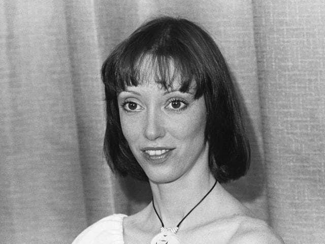 In this May 23, 1977, file photo, actor Shelley Duvall is seen in Cannes, France.