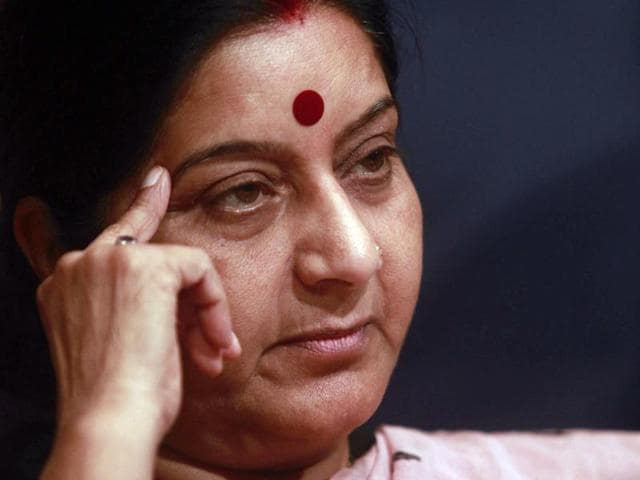 Rayapati Sambasiva Rao,Sushma Swaraj,kidney transplant