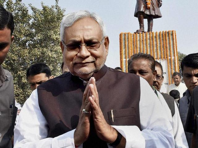 Bihar chief minister Nitish Kumar has expressed support of the Centre's demonetisation drive, much to the dismay of his allies.
