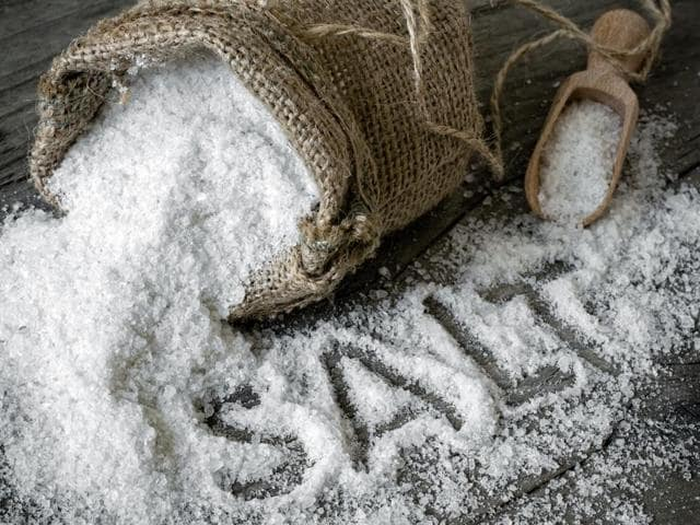Most people consume twice as much sodium as the two grammes per day recommended by the World Health Organisation.
