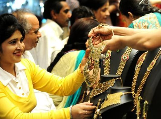 A senior income-tax officer said they found during a survey of Sector-22-based jewellery shops didn't maintain details of the customers.