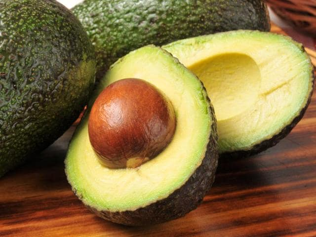 Avocado seeds are a waste product of the food industry.