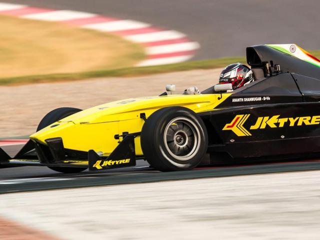JK Tyre-FMSCI national racing championship,Buddh International Circuit,BIC