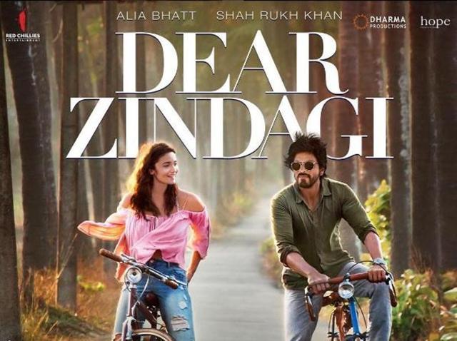 Dear Zindagi hits the theatres on November 25.