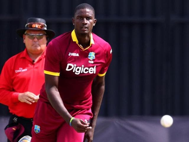 West Indies captain Jason Holder had the chance to win the game off the final ball but could not score as the match against Zimbabwe ended in a rare tie at Bulawayo.