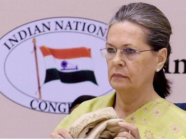 Sonia Gandhi,Demonetisation,Black money
