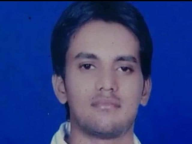 Pradeep Kumar, 27, who worked at a private factory, was among the victims.