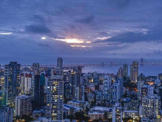 Mumbai, Best places for new year in India