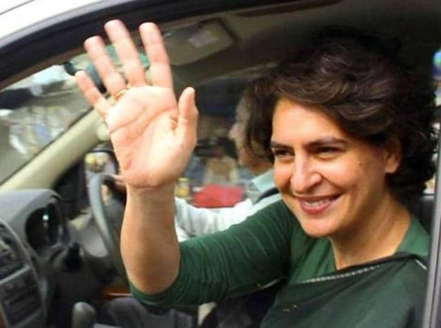 Congress leaders have maintained that Priyanka's presence will boost confidence and re-energise not only party workers but also the people across the state.