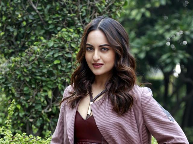 Actor Sonakshi Sinha doesn't mind being stereotyped as an action heroine.