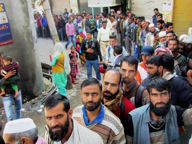 Kashmir normalcy returns,Kashmir normalcy,Kashmir unrest