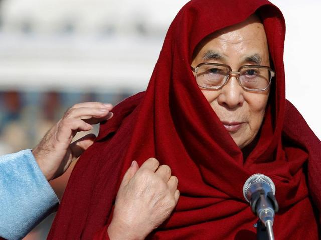 Dalai Lama,Ulaanbaatar,Mongolia