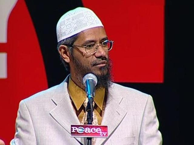 President of Islamic Research Foundation  Dr Zakir Naik was booked under Unlawful Activities Prevention Act by the NIA on Friday.