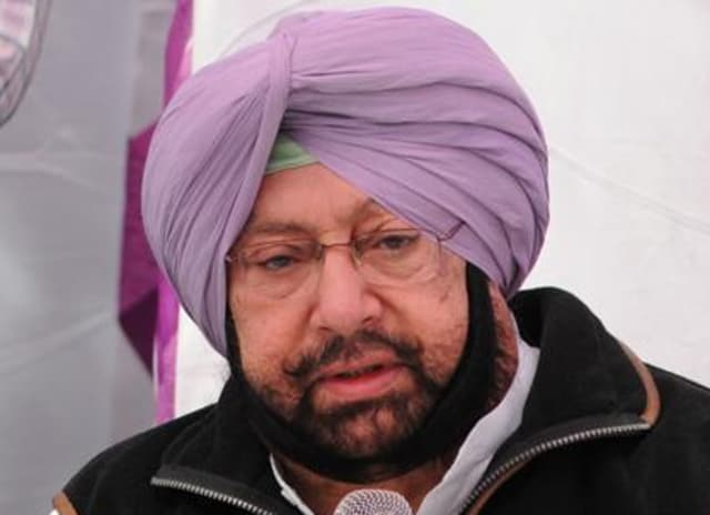 On Sunday, Amarinder did a Mukesh Ambani, country's richest man and head of Reliance Industries, by announcing 50 lakh 4G-enabled smart phones to state's youth with one-year of free data and calling