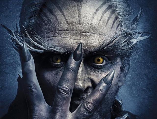 Please meet Dr Richard from 2.o: Akshay Kumar plays the villain in the film starring Rajinikanth as the lead.