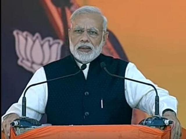 Narendra Modi,Parivartan rally in Agra,UP assembly elections