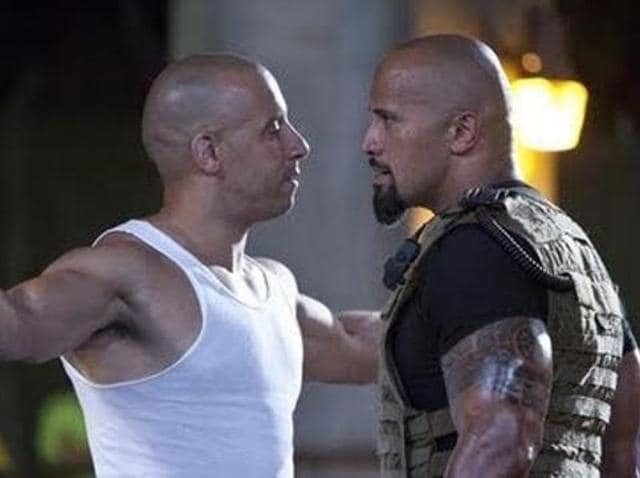 Dwayne Johnson,The Rock,Fast & Furious
