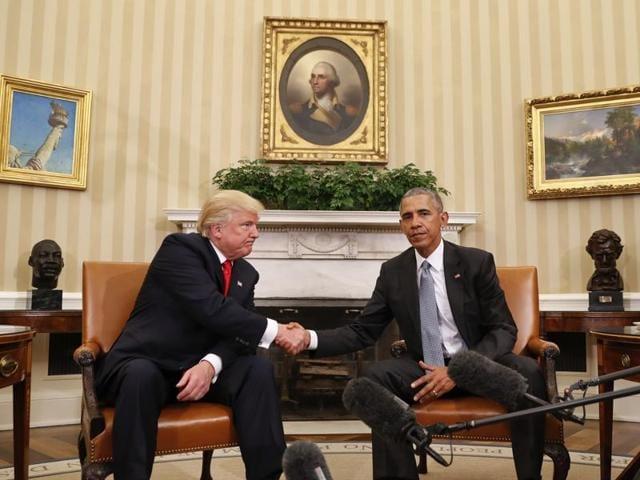 Donald Trump,White House,Barack Obama