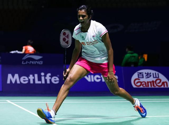 Badminton,China Open,PV Sindhu