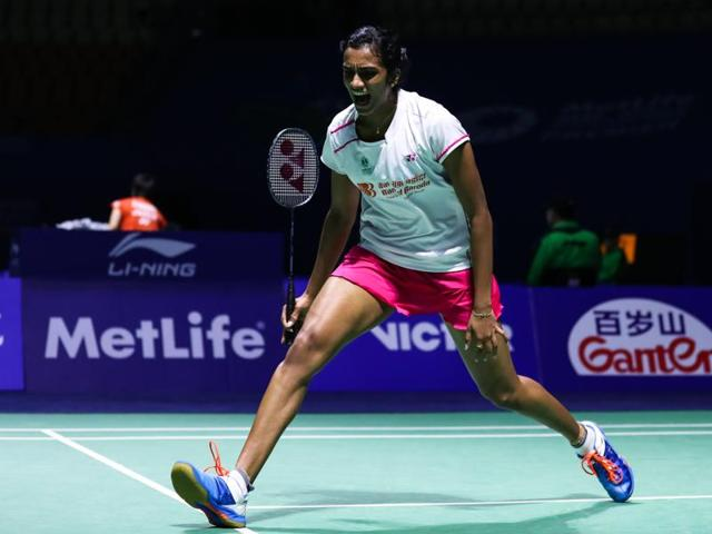 FPVSindhu clinched her maiden Super Series Title as she defeated China's Sun Yu in a tough final