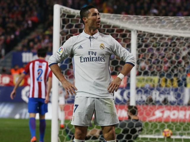 Cristiano Ronaldo,Real Madrid,Football