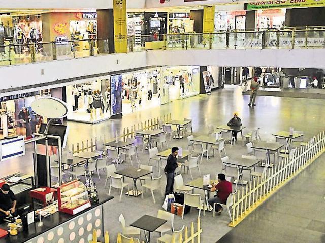 Ludhiana,city malls,no